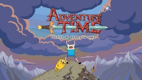 SHMOWZOW! Why Adventure Time Is Storytelling At Its Best | The Funnily Enough | Scoop.it