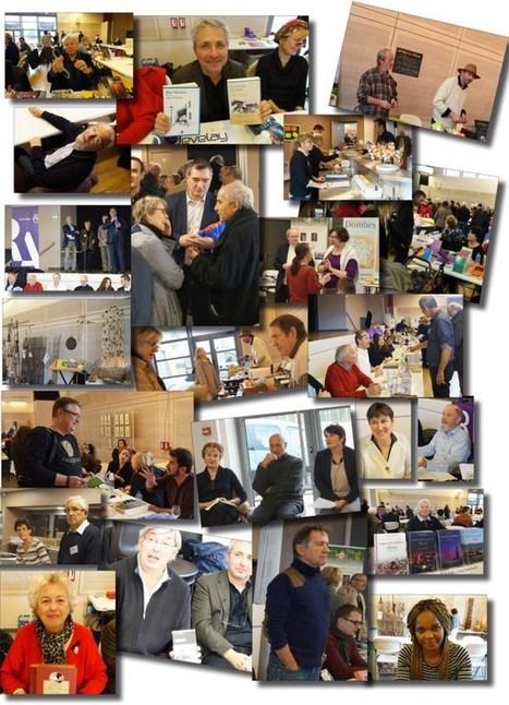 Réussite pleine et entière pour le 2e salon du livre Arnas-Beaujolais ! | Romans régionaux BD Polars Histoire | Scoop.it