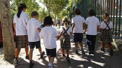 La escuela concertada convoca huelga contra la reforma educativa de Wert | Huelga | Scoop.it