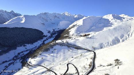 Séjour ski Peyragudes avec SKI TRIP Adékua : safari ski freeride avec un champion olympique entre Pyrénées françaises et espagnoles, votre appartement au cœur du spot, spa et balnéothérapie | Peyragudes | Scoop.it
