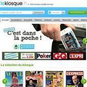Les kiosques numériques se développent sur les tablettes   E- Presse   Scoop.it