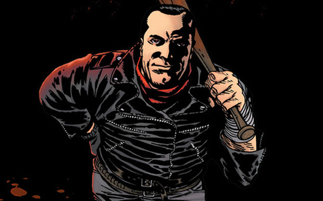*Confirmed* Negan will feature in The Walking Dead Season 6   The Walking Dead Season 6   Scoop.it