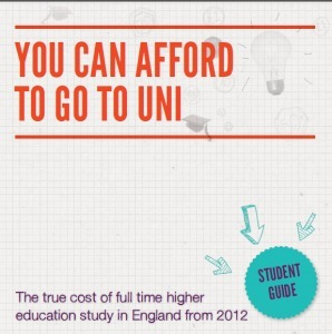 You can afford to go to university | Career Advice | Scoop.it