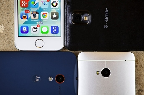 How to buy a smartphone: a guide | Tugatech | Scoop.it