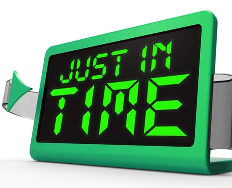¿Qué es el Just-in-Time? | administracion de operaciones | Scoop.it