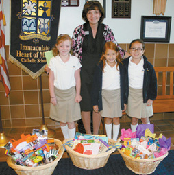 Birthday Girls Collect Library Items, Not Birthday Gifts | School Library Digest | Scoop.it