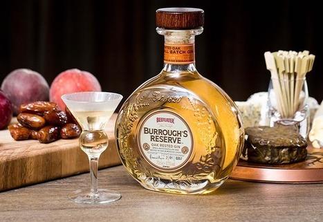 Burrough's Reserve Edition 2, lo más ultrapremium de Beefeater - Diario de Gastronomía: Cocina, vino, gastronomía y recetas gourmet   TRENDING NEWS   Scoop.it