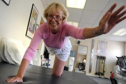 Carol Schulte|16 Years After Parkinson's Diagnosis | #ALS AWARENESS #LouGehrigsDisease #PARKINSONS | Scoop.it