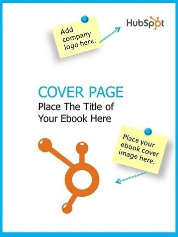 Free Template for Creating Stellar Marketing Ebooks | Sink or Swim....digital learning | Scoop.it