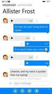 Facebook to add voice transcription to Messenger | ZDNet | Language Technology | Scoop.it