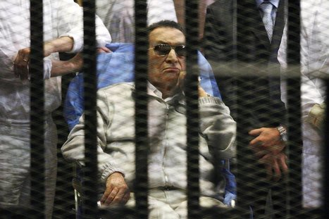 Egyptian Court Removes Last Bar to Setting Mubarak Free | Politics economics and society | Scoop.it