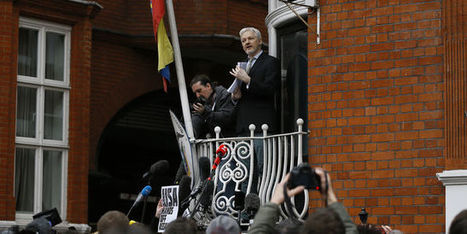 Le prix Albert-Londres sera remis à Londres en solidarité avec Assange | DocPresseESJ | Scoop.it
