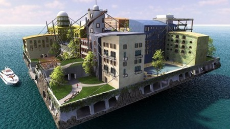 Paypal founder invests in floating autonomous cities | Infotext sources for middle school | Scoop.it