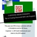 Tips to Creating Successful QR Code Programs | QR code & Higher Education | Scoop.it