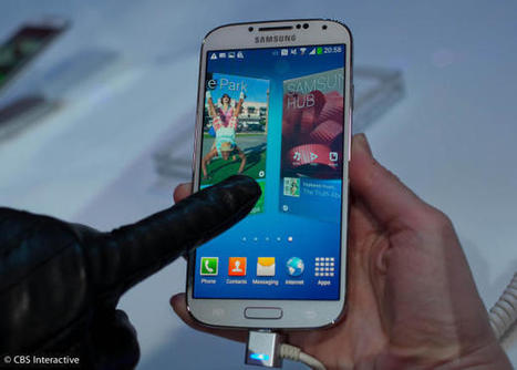 Samsung Galaxy S4 | The Perfect Storm Team Mobile | Scoop.it