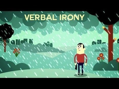 What is verbal irony? - Christopher Warner | English | Scoop.it