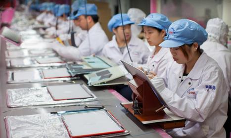 Foxconn fiasco not Apple's finest hour | Technoculture | Scoop.it