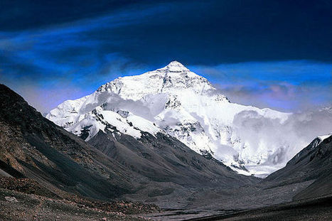 How to Get Sponsored to Climb Everest « Travel Articles – Travel ...   Himalaya Trekking   Scoop.it