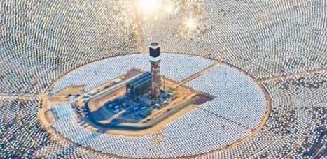 Israel : la 5ème plus grande centrale solaire au monde   Actualités   Scoop.it