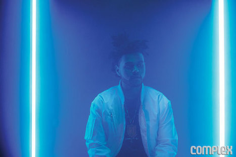 The Weeknd Covers Complex Magazine, Does His First Interview Ever   Music, gaming and lifestyle   Scoop.it