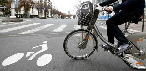 Faire du vélo, même en ville, c'est bon pour la santé | activités à grenoble | Scoop.it