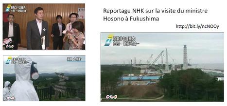 Mise en place d'un nouveau bureau pour remédier à la contamination radioactive | NHK WORLD French | Japon : séisme, tsunami & conséquences | Scoop.it