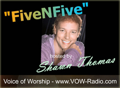 """""""FiveNFive"""" interview with Marsha Stevens and The Evangelical Network - VOWRadio 