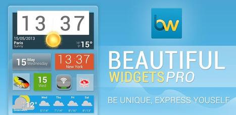 Beautiful Widgets Pro v5.6.1b10 apk [Ad-Free]   Android Themes   Scoop.it