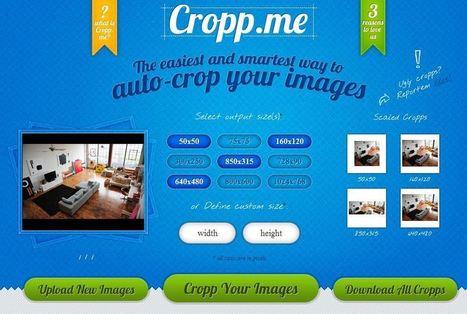 Redimensionner ses images de manière simple et rapide avec CROPP | Social Input | Internet: Recherche et Sécurité | Scoop.it