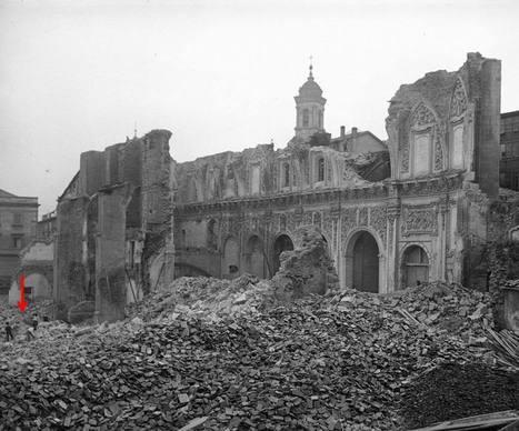 Antiguo Convento de San Francisco, en Vitoria   Cosas de Vitoria   Scoop.it