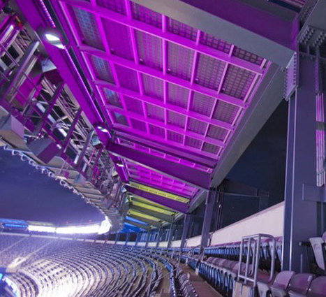 The NFL gets competitive over solar stadiums, going green | Sports Facility Management: 4415983 | Scoop.it