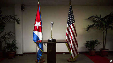 Why the United States and Cuba are cosying up | Human Security | Scoop.it