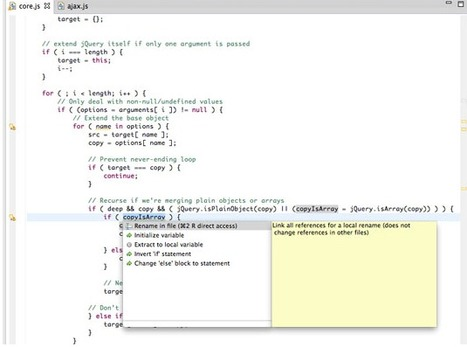 Review: 10 JavaScript editors and IDEs put to the test | Programming Stuffs | Scoop.it