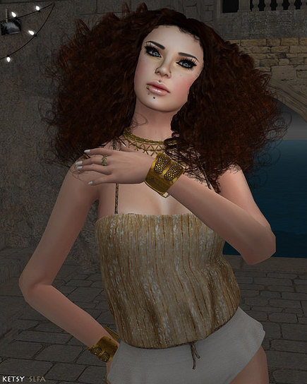 Second Life Fashion Addict: Hair Fair - Hot Summer Nights | SL Fashion Addicts Anonymous | Scoop.it