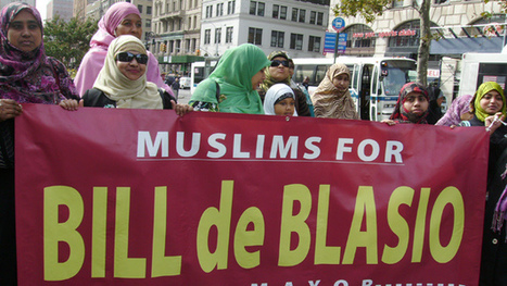 De Blasio [opens doors to TERRORISM] Tells Muslims He'll End Broad NYPD Spying IfElected - CBS New York | News You Can Use - NO PINKSLIME | Scoop.it