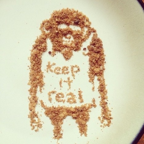Tisha Cherry turns food into tributes to classic art - Boing Boing | Table 16 | Scoop.it