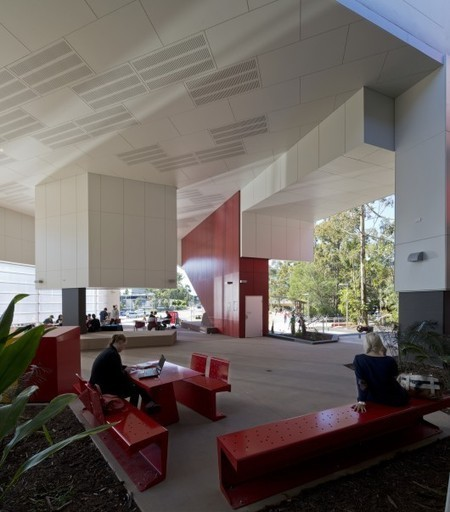 Griffith University G11 Library / ThomsonAdsett | ABCDaire : architecture, bibliothèque, culture, design | Scoop.it