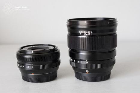 Comparison: Fujinon 16mm f1.4 v Fujinon 18mm f2 | Fujifilm X Series APS C sensor camera | Scoop.it