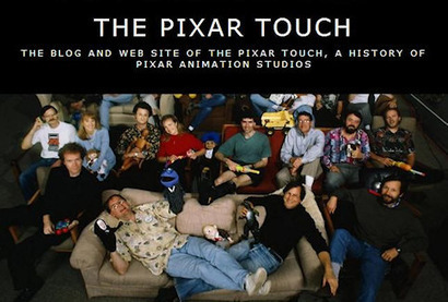The Pixar Touch - Story Wisdom | Social Media: tricks and platforms | Scoop.it