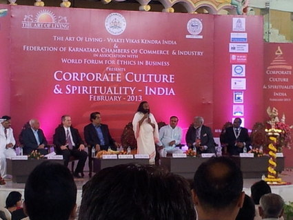 Shadow Warrior: Corporate culture and spirituality conference 2013 ... | Offsite Events | Scoop.it