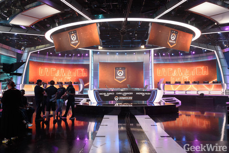 Video: Inside Turner's eSports ELEAGUE studio as Season 2 playoffs kick off this week | Making end user experience better, faster, secured: web, mobile, games consoles, OTT global delivery, Internet Of Things | Scoop.it
