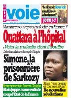Détention arbitraire du couple Gbagbo: Simone, la prisonnière de Sarkozy | Actualités Afrique | Scoop.it
