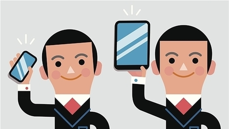 Redefining Mobile: Smartphones, Tablets Increasingly Have Separate Ad Budgets | Digital & more | Scoop.it