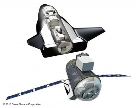 Unmanned version of Dream Chaser spaceplane unveiled   Concepts   Scoop.it