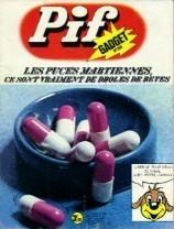 Pif-Collection - Tout l'univers de Pif sur le web - n°269 - Les puces martiennes   UnPeuDeToutNet   Scoop.it