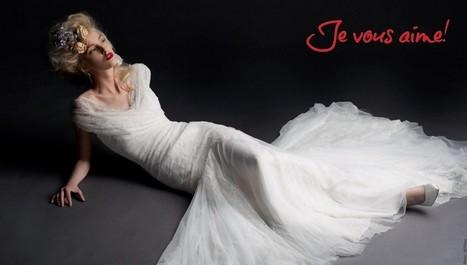 Robes de mariées et costumes dans votre boutique Cymbeline de Grenoble   Mode   Scoop.it