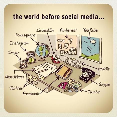 Back in the day | Digital Journalism | Scoop.it