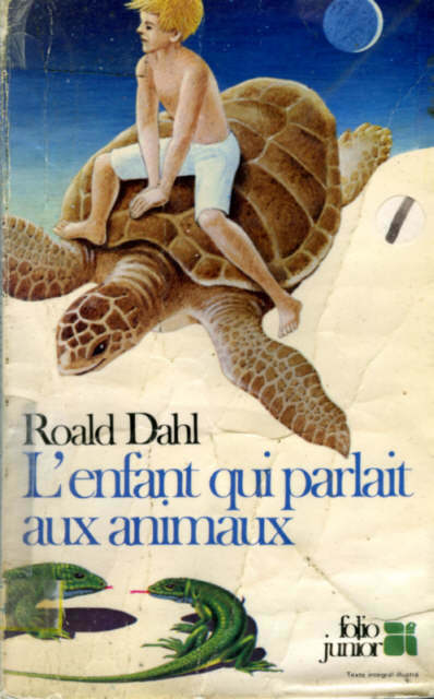 Virtual library: l´enfant qui parlait aux animaux | Remue-méninges FLE | Scoop.it
