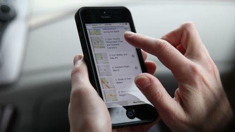 Un nouveau chargeur remplit la batterie des téléphones à distance | Remembering tomorrow | Scoop.it