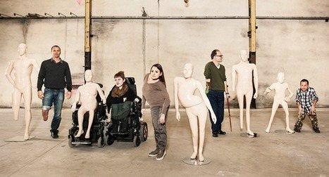 Swiss Ad Agency Crafts Mannequins After the Disabled [Video] - PSFK | DigitAG& journal | Scoop.it
